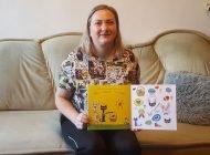 O educatoare din Alba Iulia le-a citit copiilor, online, o poveste cu ocazia Zilei Internaționale a Cărții