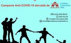 """Fundația Comunitară Alba a demarat Campania """"Ajută Alba! Alba te ajută"""""""