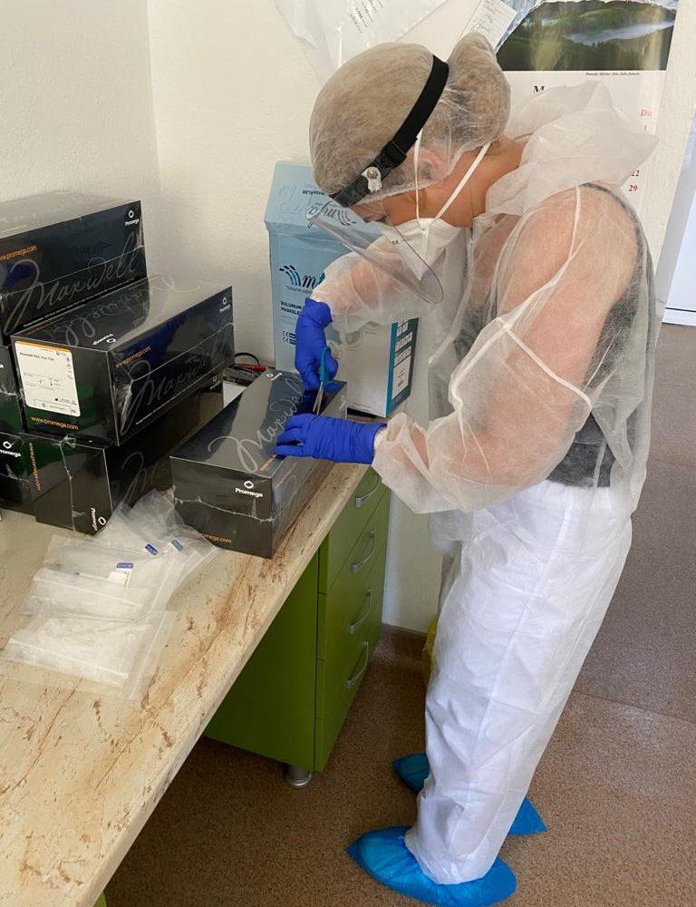 Primăria Alba Iulia a început achiziționarea de kituri pentru testarea COVID19