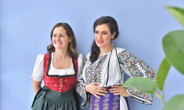 """Concertul """"STARS IN THE SKY/ STELELE-N CER"""" cu soprana Rodica VICĂ  și țiterista Barbara LAISTER-EBNER prezentat în stagiunea on-line a Konzertsaal din Viena"""