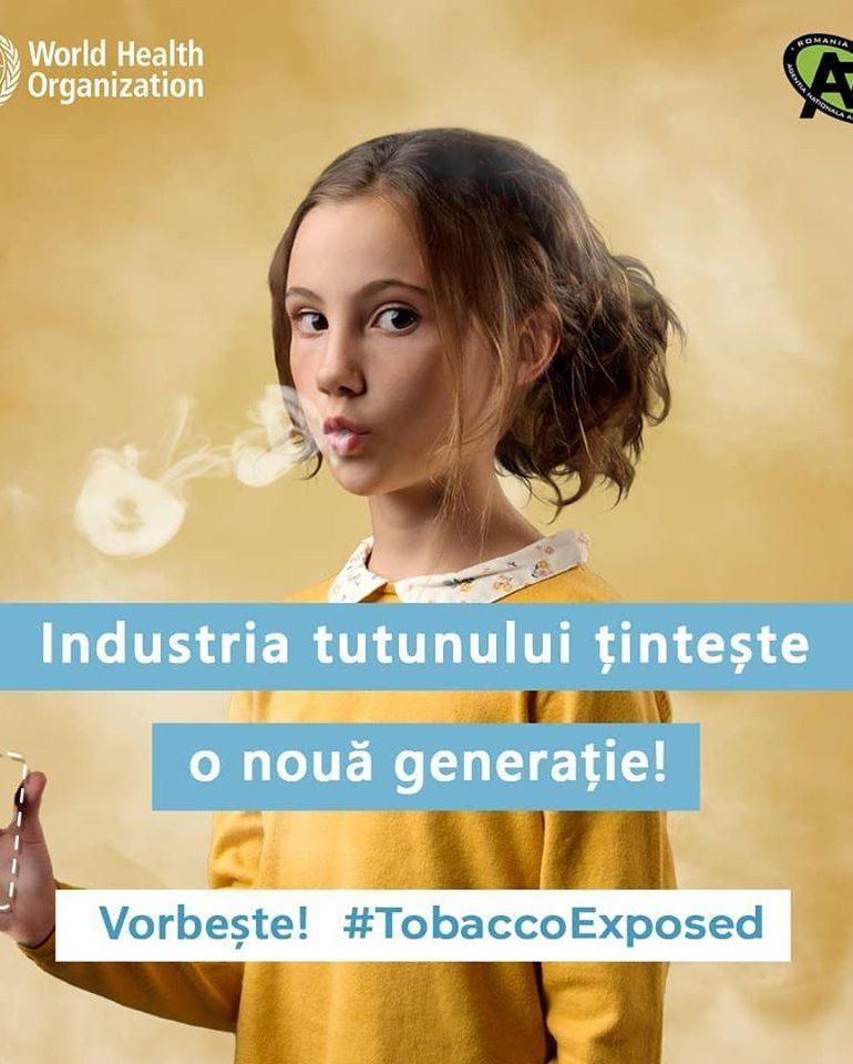 31 MAI: Ziua Mondială fără tutun