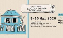 """8-10 MAI: Festivalul Internațional """"Lucian Blaga"""" Sebeș, ONLINE"""