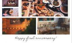 SOMM Tapas & Winebar a împlinit un an de când și-a deschis porțile pentru prima dată! Să le urăm La mulți ani