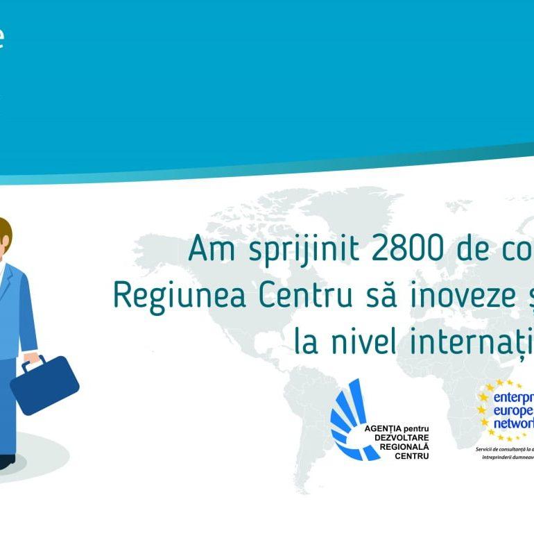 Parteneri de afaceri și soluții pentru finanțare. Sprijin gratuit oferit de Enterprise Europe Network pentru companiile din Transilvania