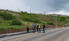 Peste 40% din lucrările care vor moderniza strada Brândușei au fost realizate