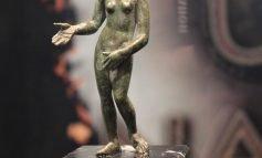 Statueta zeiței Venus Knidos de la Apulum –  Exponatul lunii mai la Muzeul Național al Unirii Alba Iulia