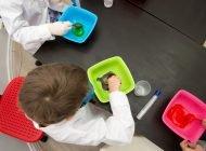 Lumea descoperită prin experimente de copiii de la Grădinița cu program prelungit nr.7 Sebeș