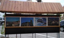 Expoziție stradală de fotografie artistică la Aiud