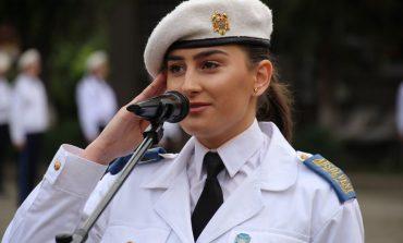 O nouă promoție de absolvenți de la Colegiul Militar din Alba Iulia și-a luat rămas bun de la anii de liceu