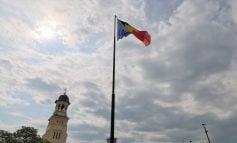 Ziua Drapelului Național al României a fost marcată astăzi la Alba Iulia