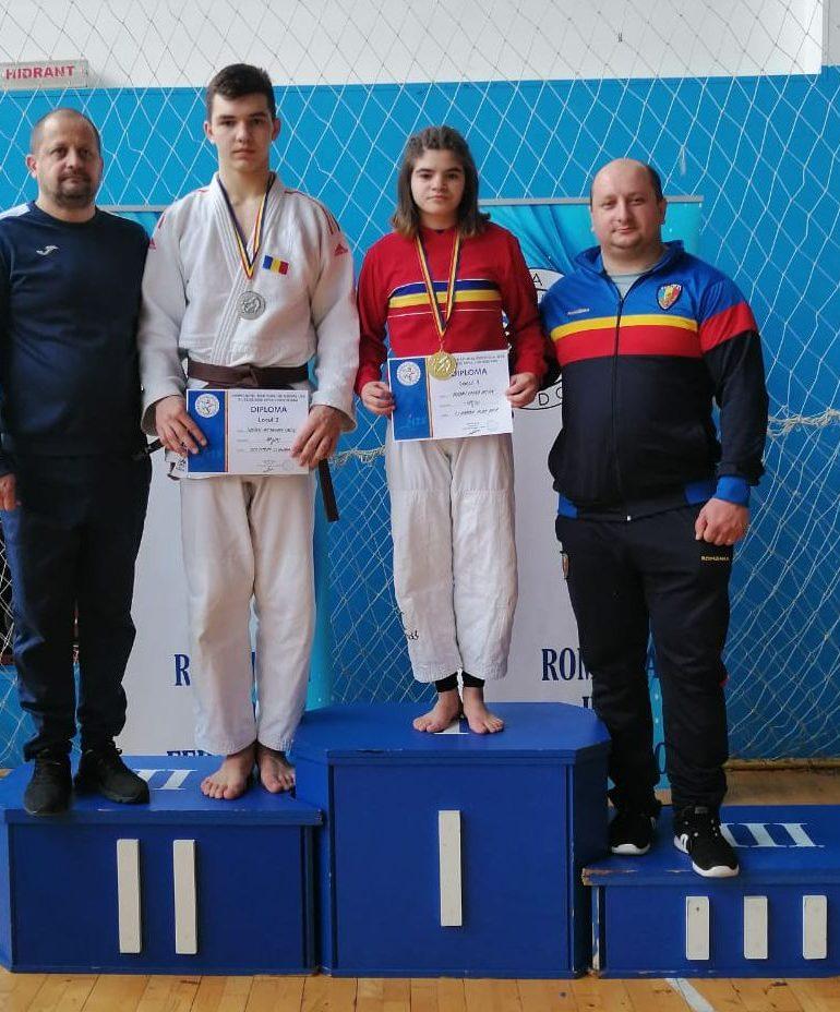 Doi judoka ai CS Unirea Alba Iulia, convocați pentru reluarea antrenamentelor cu lotul național