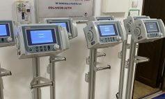 Spitalul Județean de Urgență a intrat în posesia întregului lot de 10 ventilatoare achiziționate de Primăria Alba Iulia