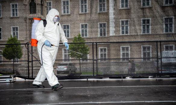 Marți: Lucrări de dezinsecție și deratizare pe raza domeniului public al Municipiului Sebeș