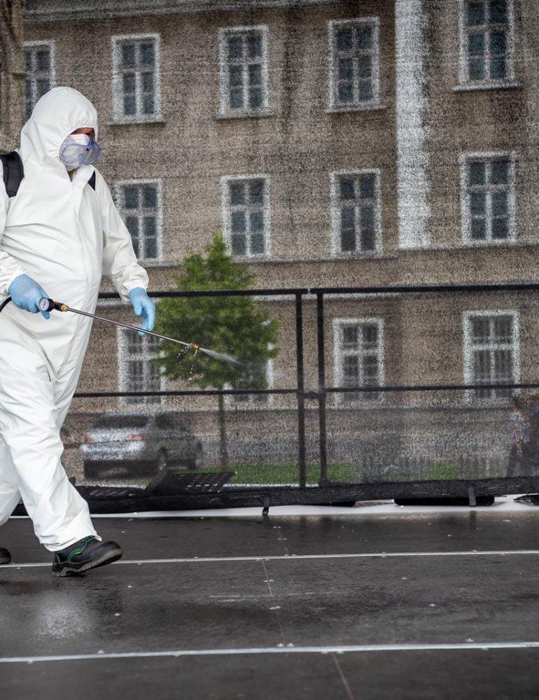 26 Octombrie: Lucrări de dezinsecție și deratizare pe raza domeniului public al Municipiului Sebeș