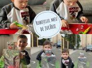 De Ziua Mediului, copiii Grădiniței cu P.P. Step By Step Nr.12, și-au construit propriile jucării din materiale reciclabile