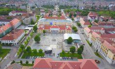 Concerte în aer liber, cu respectarea regulilor de distanțare socială, în Piața Cetății din Alba Iulia
