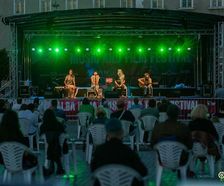 A început weekend-ul la Alba Iulia Music and Film Festival 2020