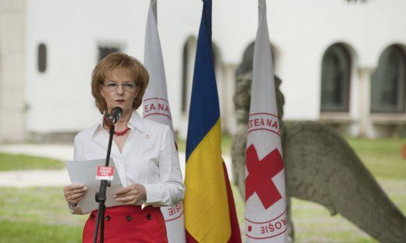 Crucea Roșie Română împlinește 144 de ani de activitate umanitară