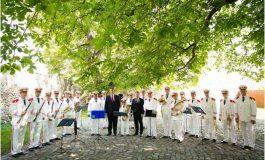Ziua Imnului Național al României, marcată la Sebeș printr-un concert susținut de Fanfara din Petrești
