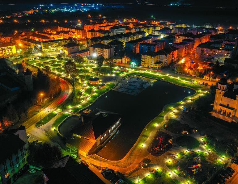 Internet WI-FI gratuit pentru mai multe locații din Sebeș, Lancrăm și Răhău