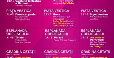 Începe weekend-ul la Alba Iulia Music and Film Festival 2020