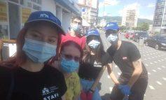 """Campania """"Salvăm vieți împreună"""", derulată pentru sprijinirea comunității locale împotriva noului coronavirus"""