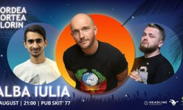 ASTĂZI: Comedia se mută la Alba Iulia