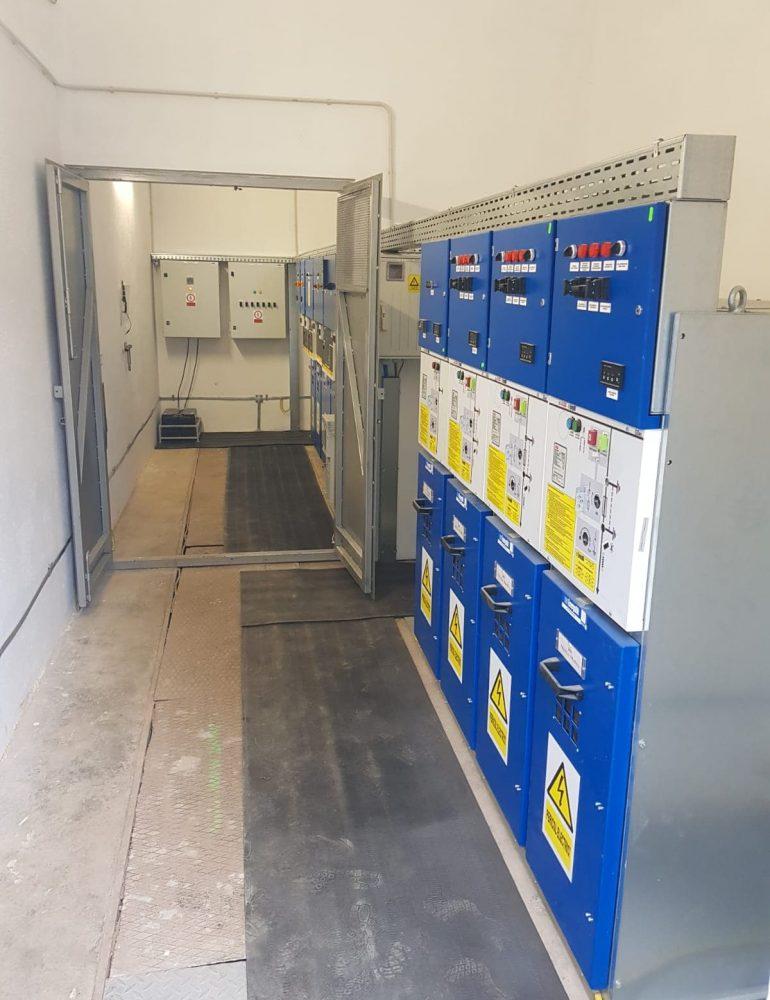 Amplu proces de modernizare a sistemului de alimentare cu energie electrică, la Spitalul Județean de Urgență Alba Iulia