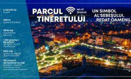 Parcul Tineretului din Sebeș, obiectul unei ample investiții de reamenajare
