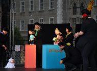 """Teatrul de Păpuși """"Prichindel"""" participă la cea de-a IV-a ediție a Festivalului Stradal WONDERPUCK, Cluj-Napoca"""