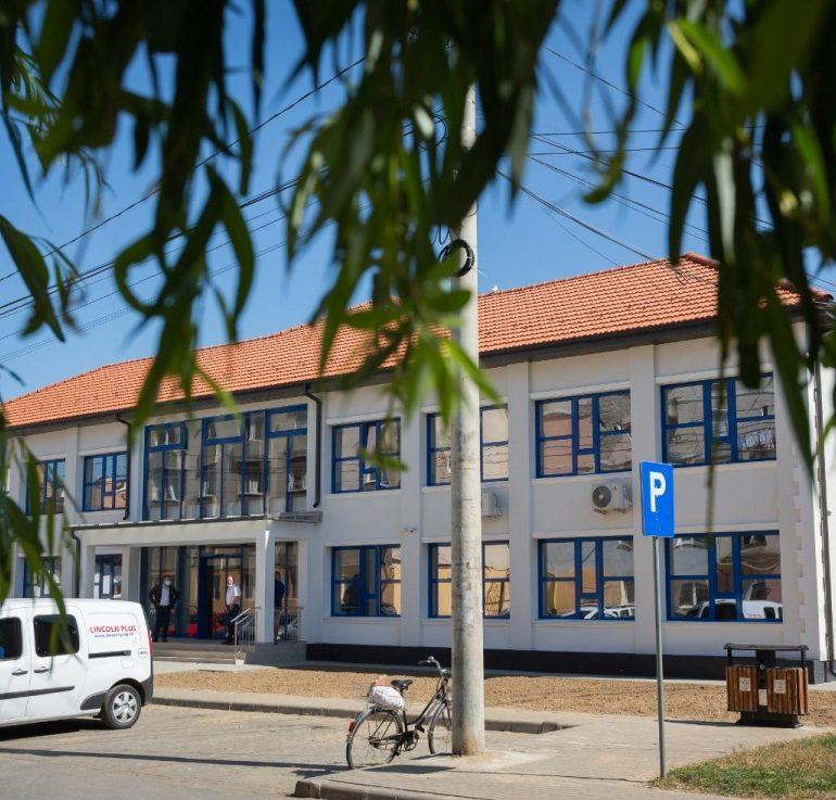 Dispensarul din cartierul M. Kogălniceanu Sebeș este reamenajat și a fost predat medicilor de familie