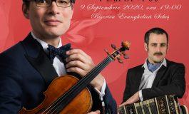 """Turneul Internațional Stradivarius numit """"Piazzolla 99"""" continuă și în acest an cu 12 concerte în România"""