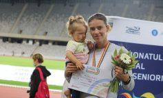 CS Unirea Alba Iulia – medalie de argint la proba aruncarea suliței, la Campionatele Naționale