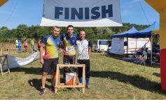 Ștafeta CS Unirea Alba Iulia – campioană națională pentru al treilea an consecutiv la orientare