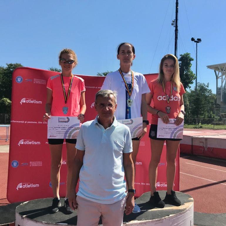 CS Unirea Alba Iulia – patru medalii și eforturi eroice la Campionatele Naționale de Marș