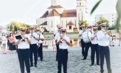 ASTĂZI: Concert susținut de Fanfara din Petrești, în Parcul Tineretului din Sebeș