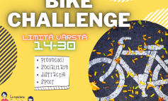 12 septembrie: Bike Challenge la Alba Iulia. Detalii despre înscriere