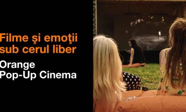 Orange Pop-Up Cinema, în Cetatea Alba Carolina