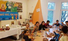 Solidaritate pentru comunitate. Un albaiulian a donat, 5 pizza de câte 2 m fiecare, unor centre sociale