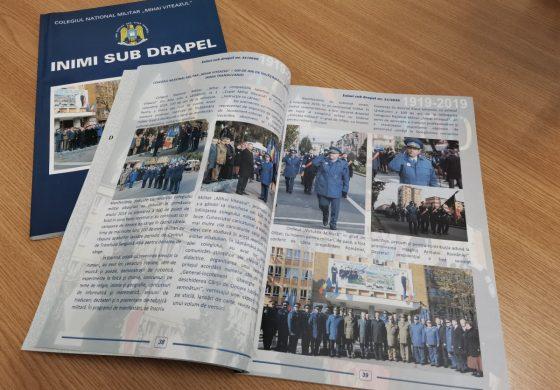 """A apărut numărul 31 al revistei """"Inimi sub drapel"""""""