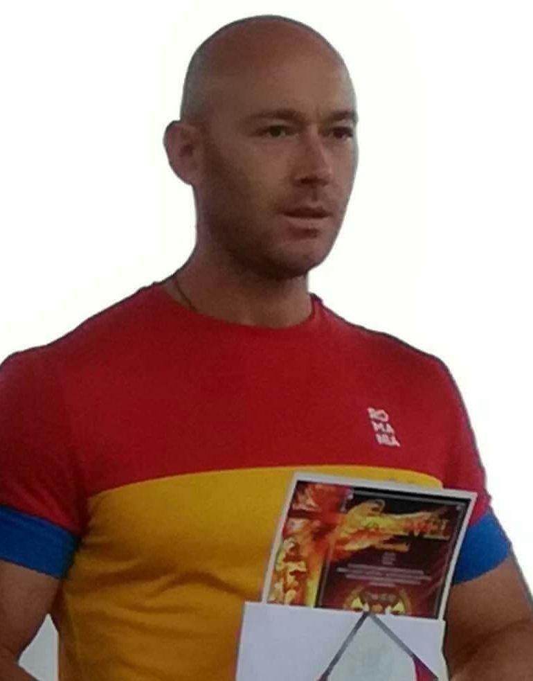 INTERVIU: Mihai Avram, pompierul albaiulian pentru care fiecare zi este o provocare