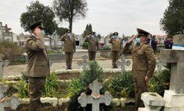 Ziua Armatei Române, marcată într-un cadru solemn la Sebeș