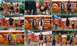 Sportivii CS Unirea Alba Iulia – 18 medalii la Campionatul Național de Powerlifting