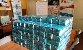 10.000 de măști medicale vor fi distribuite vârstnicilor din Alba Iulia de către Fundația Comunitară Alba, cu sprijinul Kaufland România