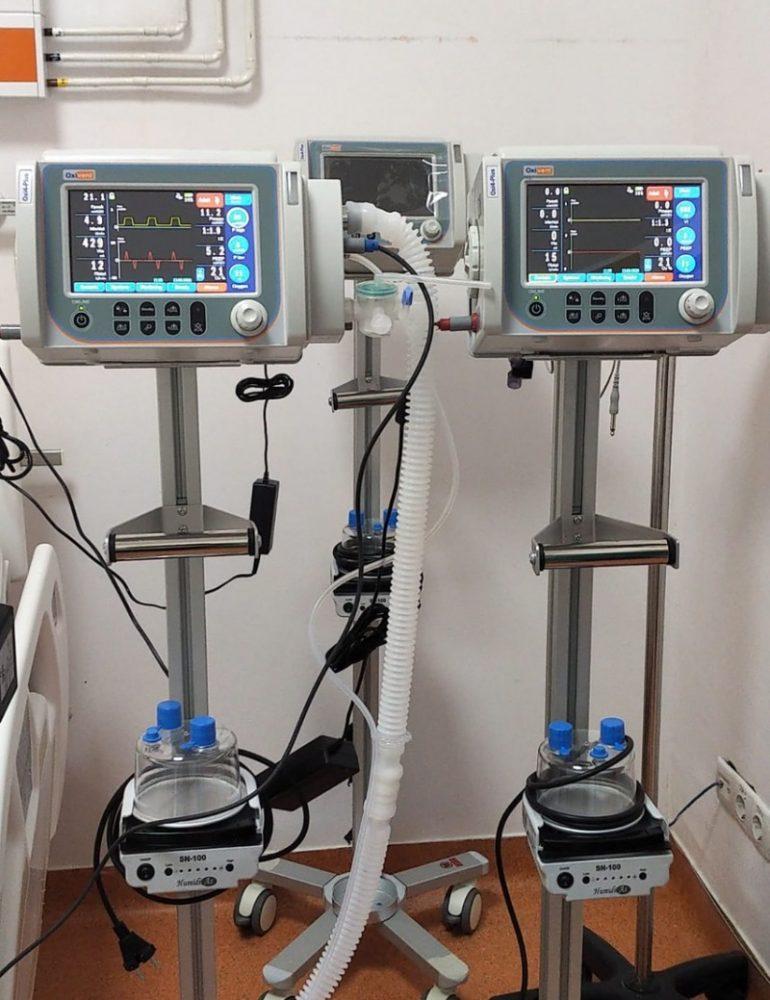 """Municipiul Alba Iulia derulează proiectul """"Achiziția de echipamente pentru consolidarea capacității sistemului medical public din Alba Iulia pentru gestionarea situației de urgență cauzată de criza COVID – 19"""""""