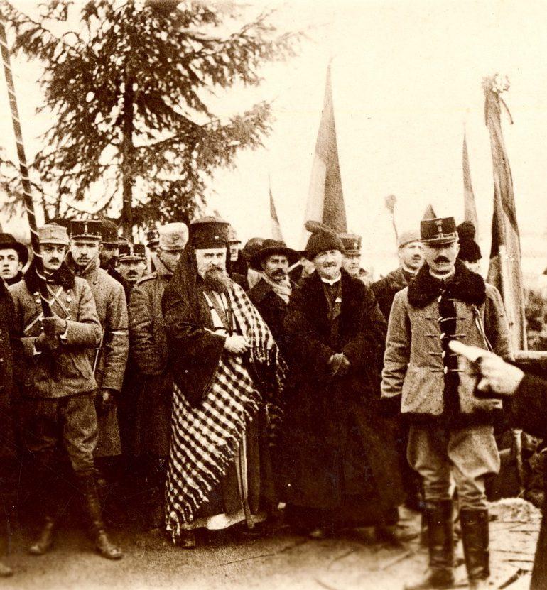 Sâmbătă: Vernisajul unui nou exponat al Memoriei Unirii, la Sala Unirii din Alba Iulia