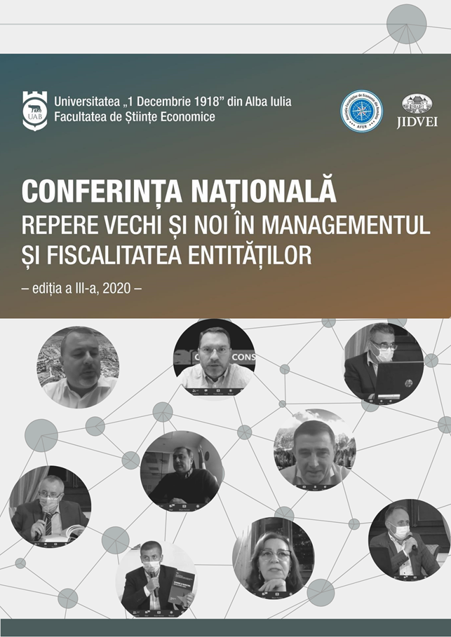 Finalul Conferinței Repere vechi și noi în managementul și fiscalitatea entităților