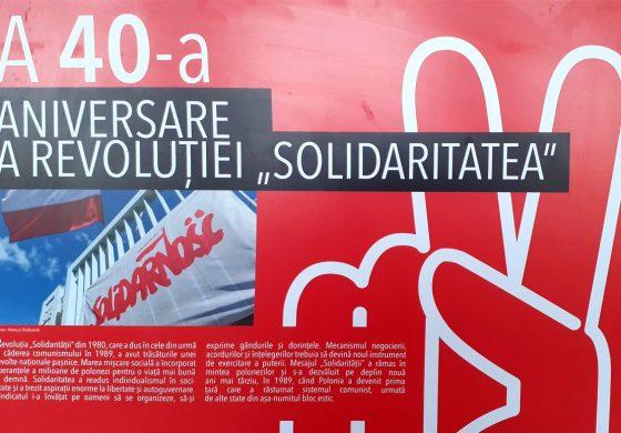"""Miercuri: """"A 40-a aniversare a revoluției Solidaritatea"""", la Muzeul Național al Unirii Alba Iulia"""