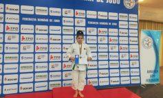 Laura Alexia Bogdan, judoka legitimată la CS Unirea Alba Iulia, locul 3 la Campionatul Național Individual U16