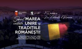 Municipiul Sebeș: Programul manifestărilor culturale dedicate Zilei Naționale a României